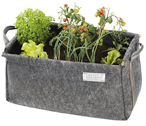 Sac Balconera MH de culture 60 x 30 x 30 cm + manuel agriculture urbaine