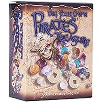 f93f6ba7f20a38 SUNNYCLUE 1 Boîte Gemstones Mine Dig Kits pour Les Enfants Toy-Dig Up 7 Real