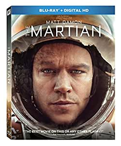 Martian [Blu-ray] [Import anglais]