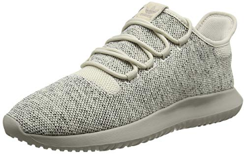 adidas Herren Tubular Shadow Fitnessschuhe Braun (Clear Light Brown/Core Black), 44 EU