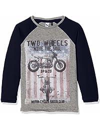 3 Pommes TS Raglans, Camiseta para Niños