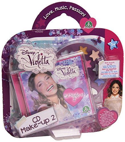 Violetta - 2 Ncr02311 Cd Make-Up