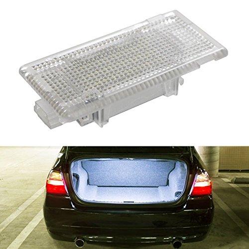 Luce LED per 1x OEM di ricambio zona carico luce Xenon BIANCO LED per BMW Serie 3, 5, 6, 7, X1, X5LED luce della targa