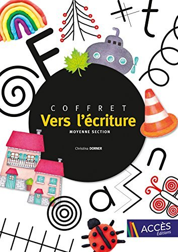 Coffret vers l'criture - moyenne section by Christina Dorner (2016-04-22)
