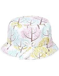 Sombrero ancho del borde Sombrero de la protección del sol de la muchacha para la primavera