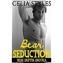 Bear Seduction: A Bear Shifter Erotica (Paranormal Romance, Interracial Romance, Shapeshifter Romance, New Adult Romance, Romance Short Story Book 1) (English Edition)