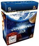 Geheimnisse des Universums - Die große History 3D-Box (Limited Edition, exklusiv bei Amazon.de) [5x Blu-ray 3D + 2D Version]