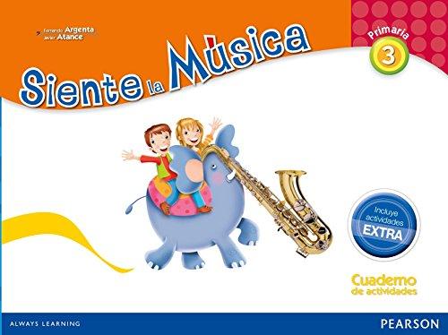 Siente La Música 3. Pack Actividades - Edición LOMCE - 9788420564203 por Fernando Martín de Argenta Pallarés