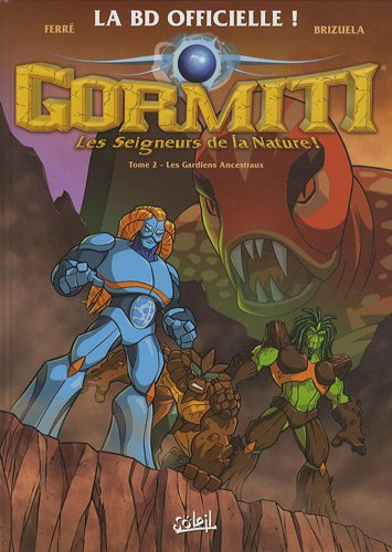 Gormiti T02