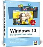 Windows 10: Der verständliche Einstieg. Das Praxis-Handbuch zu Windows 10 in Farbe by Mareile Heiting (2015-07-27)