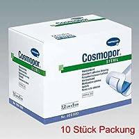 Cosmopor steril Hartmann 7,2 x 5 cm - Wundverband Wundverschlussmittel Wundverschluss Wundverband steril wundverband... preisvergleich bei billige-tabletten.eu