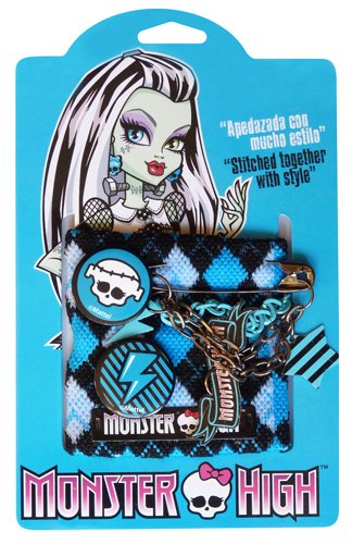 Br-kosmetik (Jouceo SAS-brmhigh-Schmuck und Kosmetik-Armband-Monster High)