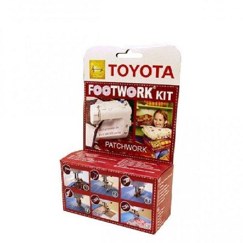 TOYOTA Kit Patchwork (Seta Di Scorrimento Completa)