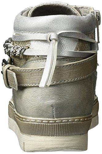 Refresh - 63535, Scarpe stringate Donna Silber (Plata)