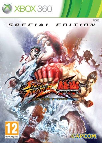 Street Fighter X Tekken Special Ed. - X360 (Street 360 X Xbox Fighter Für Tekken)