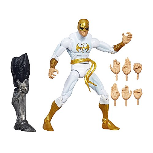 Marvel Legends Avengers Serie Iron Fist 6
