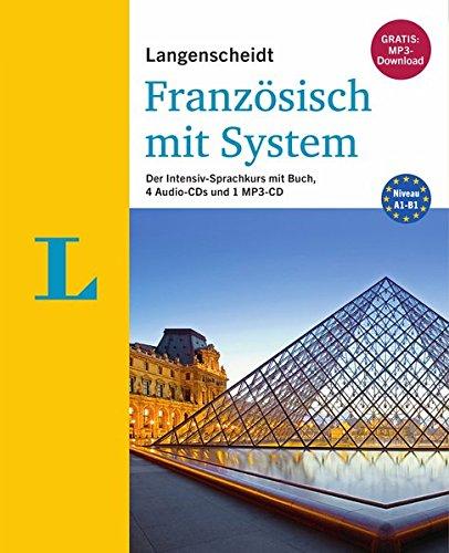 Langenscheidt Französisch mit System - Sprachkurs für Anfänger und Fortgeschrittene: Der...