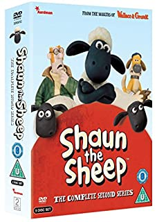 Shaun the Sheep - Complete Series 2 Box Set [Import anglais] (B005BPTLIQ) | Amazon price tracker / tracking, Amazon price history charts, Amazon price watches, Amazon price drop alerts