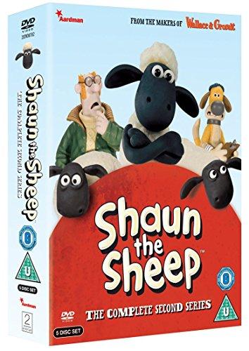 Shaun The Sheep: Complete Series 2 [Edizione: Regno Unito]