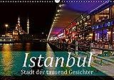 Istanbul - Stadt der tausend Gesichter (Wandkalender 2019 DIN A3 quer): Istanbul, ein kultureller Schmelztiegel (Monatskalender, 14 Seiten ) (CALVENDO Orte)