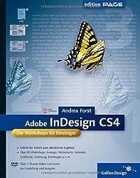 Adobe InDesign CS4: Die Workshops für Einsteiger (Galileo Design)
