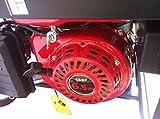 Stromgenerator 6000W Stromerzeuger, Notstromaggregat, Aggregat, Stromaggregat 6,5 PS / 4-Takt / 12, 220, 380V / Luft gekühlt - 2