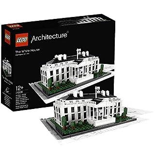 Lego Architecture 21006 - The White House (B004V7JAU4) | Amazon price tracker / tracking, Amazon price history charts, Amazon price watches, Amazon price drop alerts