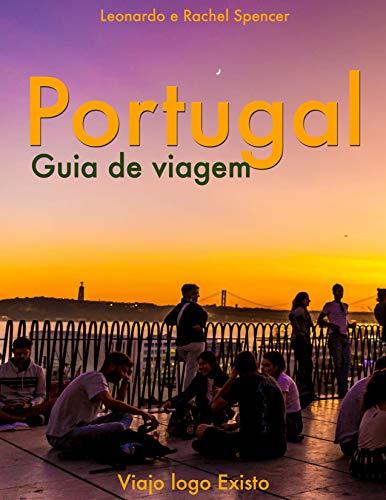 Portugal - Guia de Viagem do Viajo logo Existo (Portuguese Edition) (Portugal-logo)