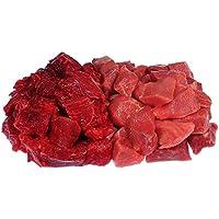 Gulasch gemischt, Rind & Schwein, extra mager 1.000 g