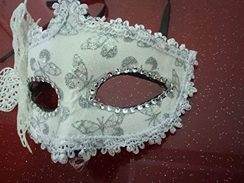 Zwei Gesicht Kostüm Für Verkauf - ProMu-Masquerade Mask Festliche Party Maske Seite