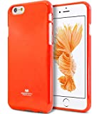 KILRELF Neon iPhone XS Max (6,5 '') [Coque néon] Coque Fluorescente Souple [Style Club/Fête à la Mode] Boîte à gélatine [Anti-ternissement/prévention des Chutes] Etui (iPhone XS Max, Néon Orange)