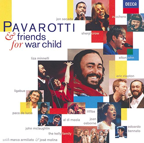 Pavarotti & Friends for War Child - Amazon Musica (CD e Vinili)