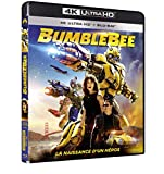 Bumblebee 4K Ultra HD [Blu-ray] [4K Ultra HD + Blu-ray]