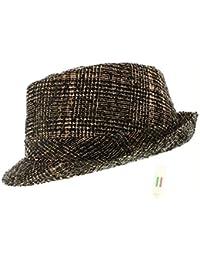 votrechapeau Trilby Hat Pequeño ala–Foggia