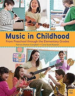 Music in Childhood: From Preschool Through the Elementary Grades (1337560820) | Amazon price tracker / tracking, Amazon price history charts, Amazon price watches, Amazon price drop alerts