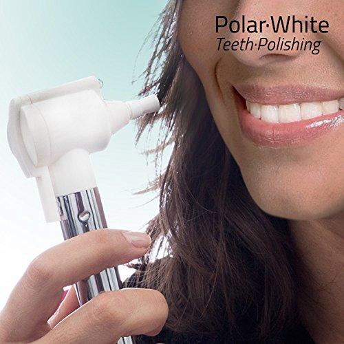 Zahnpolierer Zahnweiß Polierer, Zahnaufheller, weiße Zähne