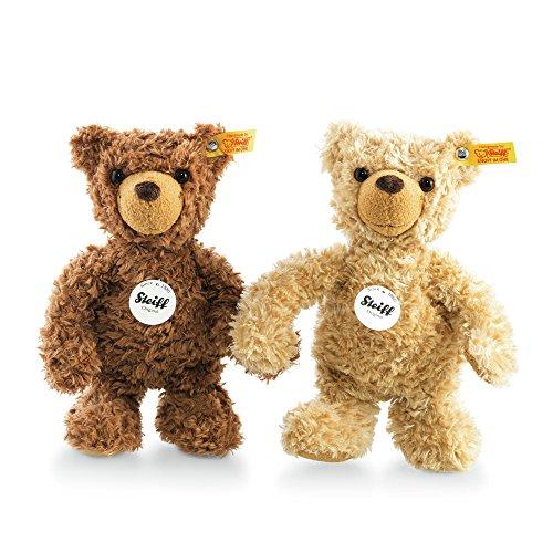 Steiff 113703 - Teddybär Set Kimba und Kai 21, braun/beige