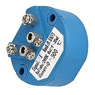WEONE plastica 4-20 mA RTD Termocoppia tipo K Trasmettitore Sensore di temperatura 0- grado 24VDC