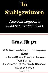 In Stahlgewittern, aus dem Tagebuch eines Stoßtruppfuhrers by Ernst Jünger