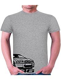 Camiseta motor BMW E46 lateral
