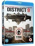 District 9 [Blu-ray] [Import anglais]