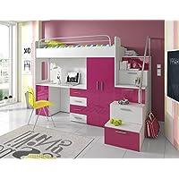 Suchergebnis auf Amazon.de für: hochbett mit sofa: Küche ...