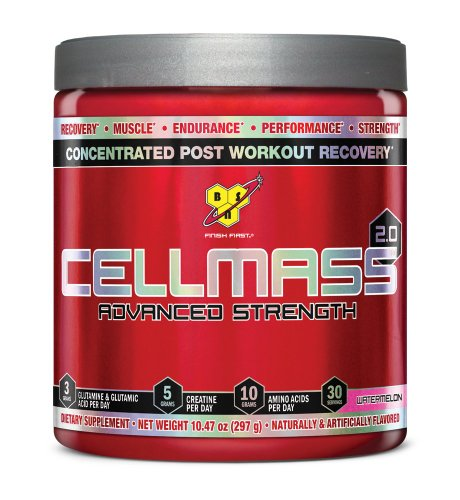BSN Cell Mass 291g Watermelon Please note actual image may vary