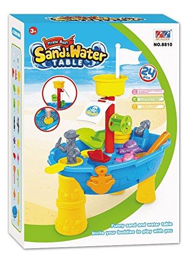 Hualian 8810Piraten Boot Sand und Wasser Tisch (24)