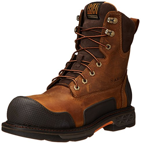 Ariat Overdrive Xtr Steel Toe Arbeitsstiefel Side Zip Steel Toe Boots