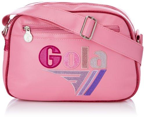 Gola Classics, Mini Redford Glitter, Organizer Borsa, Unisex Adulto Rosa/Fucsia/Multi