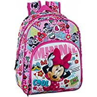 Minnie Mouse 'Cool' Medium Backpack 34cm