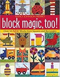 Block Magic, Too!: Over 50 New Blocks from Squares and Rectangles