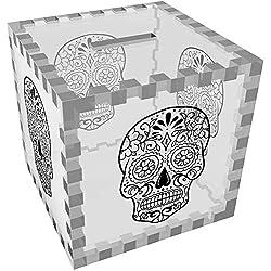 Azeeda 'Calavera' Caja de dinero (MB00062407)