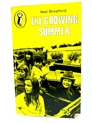 The Growing Summer (Puffin Books)